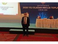 Başkan Şahin, Enerji Kentler Birliği toplantısına katıldı