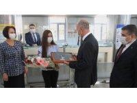 Erzincan'da PTT'nin 180. kuruluş yıl dönümü kutlandı