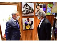 Bakan Yardımcısı Demircan, Yeşilyurt'taki kültürel yatırımları inceledi