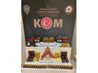 Kırıkkale'de 424 adet cinsel içerikli ürün ele geçirildi