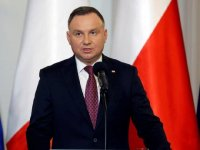 Polonya Cumhurbaşkanı Duda corona virüsüne yakalandı