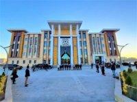 Vali Bilmez Tuşba Belediyesi yeni hizmet binasında incelemelerde bulundu