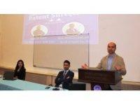 """DPÜ'de """"Fikri Sınai Haklar ve Patent Süreçleri"""" başlıklı seminer"""