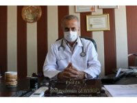 Prof. Dr. Şenyiğit vatandaşları Covite karşı uyardı