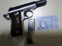 Tekirdağ'da silah operasyonu