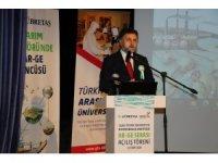 GÜBRETAŞ-GTÜ işbirliğiyle tarımın geleceğine yönelik Ar-Ge serası açıldı