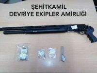 Gaziantep'te huzur operasyonu: 157 kişiye işlem