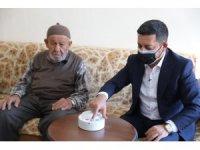 Acil Hayat Butonu ile kimsesiz yaşlılar güvende
