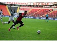 Süper Lig: Gaziantep FK: 0 - İ.H. Konyaspor: 0 (İlk yarı)