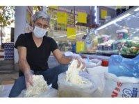 Sarıkamış ürünlerine Kırşehir'de ilgi