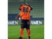 Başakşehirli futbolcular, Caiçara'yı unutmadı