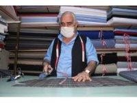 56 yıllık gömlekçi büyük firmalara karşı direniyor