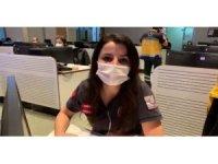 Bakan Koca'dan 112 çalışanlarına sürpriz