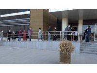 Kırıkkale'de KPSS heyecanı başladı
