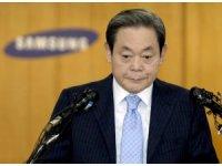 Samsung'un Yönetim Kurulu Başkanı Lee hayatını kaybetti
