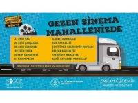 Niğde Belediyesinden 'Mobil Sinema' hizmeti