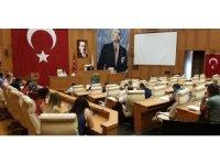 Baykan Soner Çetin, meclis toplantısına telefonla bağlandı