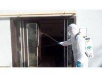 İlkadım Belediyesinden dezenfekte seferberliği