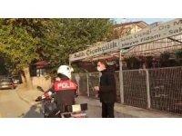 KPSS'ye geç kalan kişiyi motosikletli polisler sınava yetiştirdi