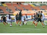 Süper Lig: Aytemiz Alanyaspor: 1 -Fatih Karagümrük: 0 (İlk yarı)