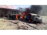 Pakistan'da patlama: 4 ölü, 5 yaralı