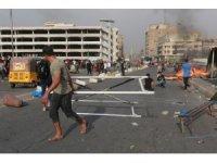 Irak'taki protestolarda 51 kişi yaralandı