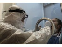 Vaka sayıları arttı, pandemi hastanesinde yoğunluk oluştu