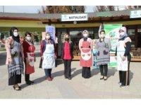 Battalgazi'nin kalbi kadın kooperatifinden bir ilk daha