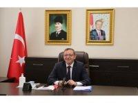 ORAN toplantısı Vali Polat başkanlığında yapıldı