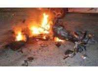 Afrin'deki patlamada 2 kişi hayatını kaybetti