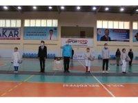 'Eskrim Açık Kılıç Turnuvası' Manisa'da başladı
