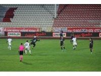 TFF 1. Lig: Boluspor: 0 - Menemenspor: 0