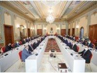 Kartal Belediye Başkanı Gökhan Yüksel, 'Salgına Karşı Mücadele Ortakları Toplantısı'na katıldı