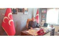 MHP Erzurum İl Başkanı Karataş'tan Mevlid Kandili mesajı
