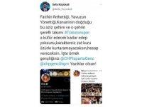 CHP Isparta İl Gençlik Kolları Başkan Yardımcısının Trabzon'a yönelik hakaretlerine tepkiler sürüyor