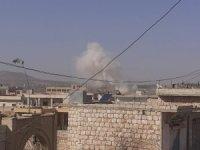 Esad güçleri, Hama'ya saldırdı : 5 yaralı