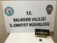 Balıkesir'de uyuşturucu operasyonu; 18 şüpheli yakalandı