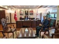 Başkan Mehmet Cabbar projeler hakkında Ankara'da istişarelerde bulundu