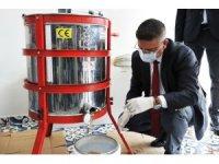 Balıkesir Üniversitesinde ilk bal hasadı gerçekleştirildi