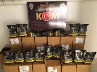 Kırıkkale'de 200 kilogram kaçak tütün ele geçirildi