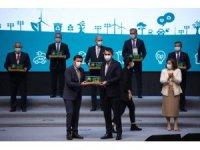 Karatay Belediyesinin Sıfır Atık Projesi'ne ödül