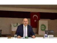 Gönen Belediye Başkanı Palaz'ın Covid-19 testi pozitif çıktı