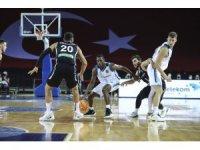FIBA Basketbol Şampiyonlar Ligi: Türk Telekom: 98 - Hapoel Jerusalem: 94