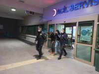 Motosiklet çetesi üyesi 4 şüpheli tutuklandı