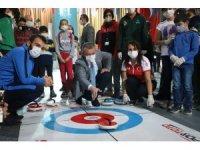 """""""Pandemide spor ile güçlü kal"""" temalı spor festivali başladı"""