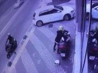 İstanbul'da motosiklet hırsızları durmuyor