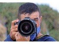 Görme engelli genç, hayatını fotoğraf çekerek kazanıyor, görenler gözlerine inanamıyor