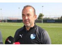 """Mehmet Özdilek: """"Hakem kararları oynanan futboldan daha çok konuşuldu"""""""