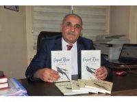 Malatyalı avukat Türkçe ve Kürtçe şiirlerini bir kitapta topladı