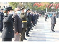 Düzce'de 29 Ekim Cumhuriyet Bayramı kutlamaları